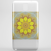 Abstract Design Featuring Yellow Phone Case
