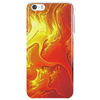 Abstract Flames Phone Case