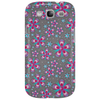 Abstract Flower Pattern Phone Case