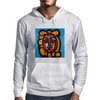 ABSTRACT PICASSO Mens Hoodie