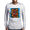 ABSTRACT PICASSO Mens Long Sleeve T-Shirt