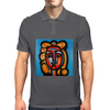 ABSTRACT PICASSO Mens Polo