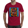 ABSTRACT PICASSO Mens T-Shirt