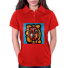 ABSTRACT PICASSO Womens Polo