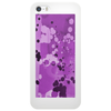 Abstract Purple Color Splash Art Phone Case