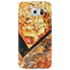 Abstract rust Phone Case