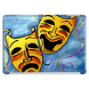 ABSTRACT,  TRAGEDY AND COMEDY Tablet