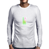 Abstract2 Mens Long Sleeve T-Shirt