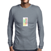 Abstract5 Mens Long Sleeve T-Shirt