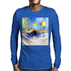 ABSTRAIT Mens Long Sleeve T-Shirt