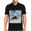 ABSTRAIT Mens Polo