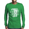 Accordion Instrument Mens Long Sleeve T-Shirt