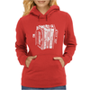 Accordion Instrument Womens Hoodie