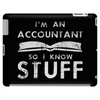 Accountants know stuff Tablet