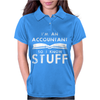 Accountants know stuff Womens Polo