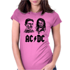 ACDC Tesla Womens Fitted T-Shirt