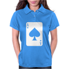 Ace Of Spades Womens Polo