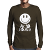 Acid House Mens Long Sleeve T-Shirt