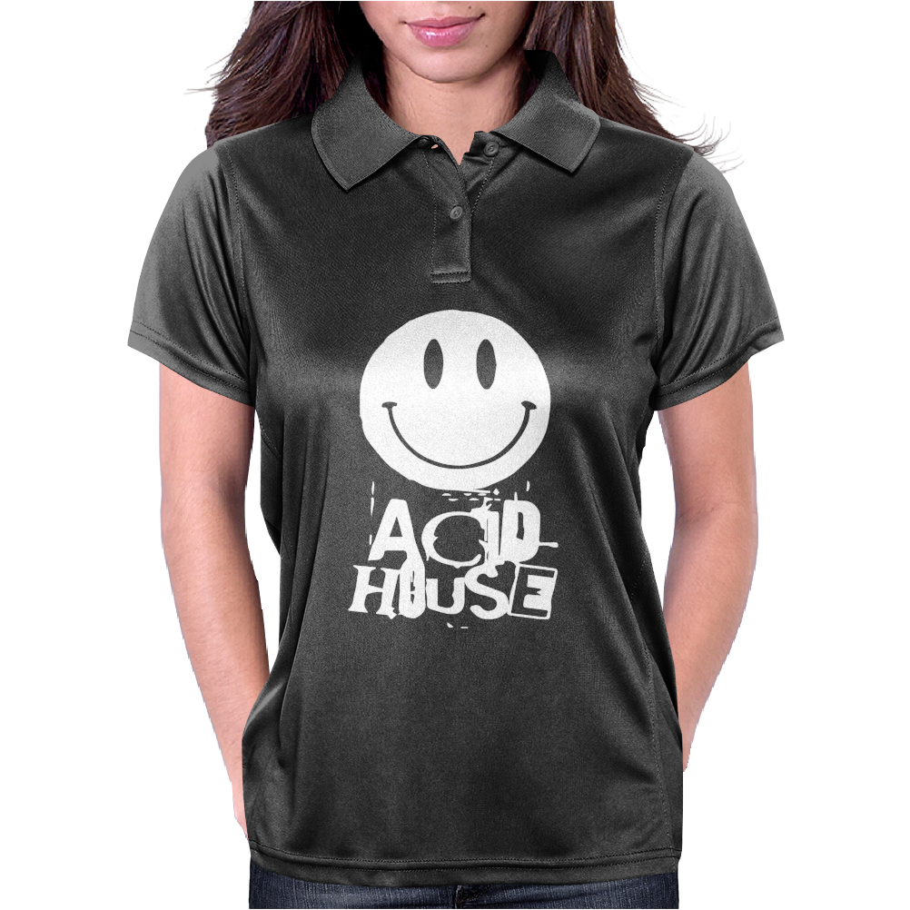 Acid House Womens Polo