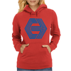 Action Film Logo Cannon Womens Hoodie