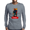 Actual Fact Fresh Prince Throne Will Smith Mens Long Sleeve T-Shirt