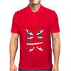 Addict X Mysterious Al Mask Mens Polo