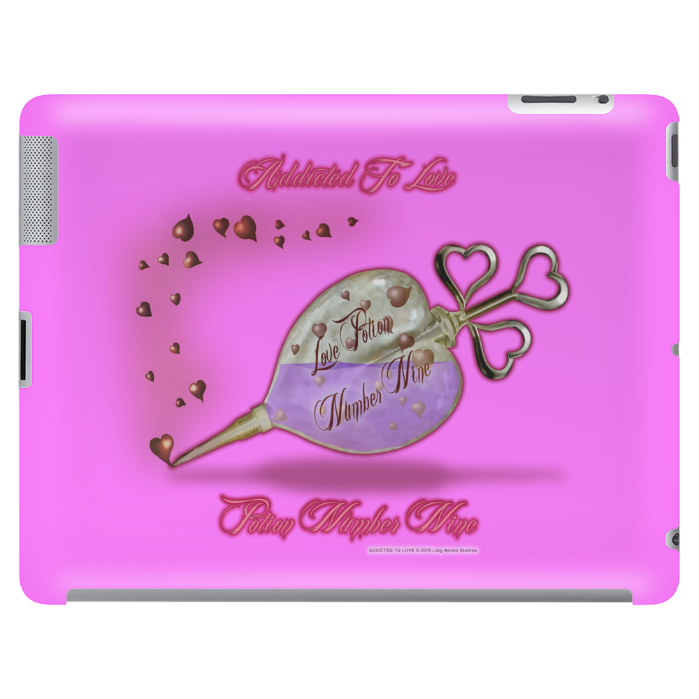ADDICTED TO LOVE POTION NUMBER 9 Tablet (horizontal)