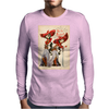 Adelita and Scardelita Mens Long Sleeve T-Shirt
