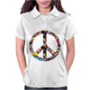 Adesivo Peace No Worries & Shocker Womens Polo