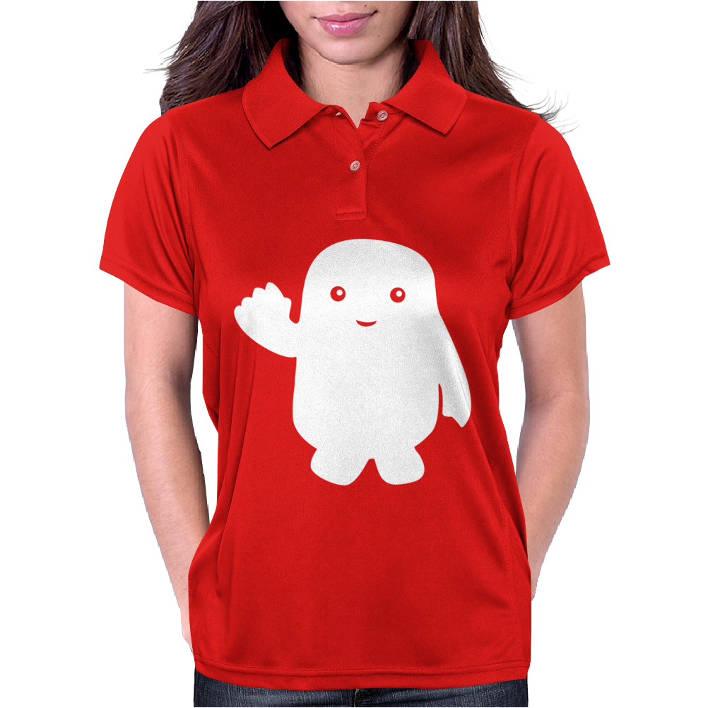 Adipose Doctor Who Womens Polo