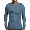 adjustable wrench Mens Long Sleeve T-Shirt