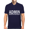 Admin Master Of My Own Domain Mens Polo