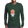 Admiral Gial Ackbar (white) Mens Long Sleeve T-Shirt