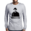 Adonis Creed, Rocky Balboa - One Step At A Time, One Punch At A Time, One Round At A Time - Boxing Mens Long Sleeve T-Shirt