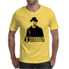Adonis Creed, Rocky Balboa - One Step At A Time, One Punch At A Time, One Round At A Time - Boxing Mens T-Shirt