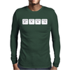 ADSR Mens Long Sleeve T-Shirt