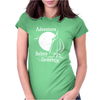 Adventure Before Dementia 2 Womens Fitted T-Shirt