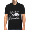 Adventure Before Dementia 3 Mens Polo