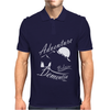 Adventure Before Dementia Mens Polo