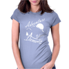 Adventure Before Dementia Womens Fitted T-Shirt