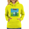 Adventure Time: BMO Womens Hoodie