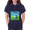 Adventure Time: BMO Womens Polo