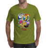 Adventure Time Cartoon Mens T-Shirt