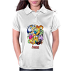Adventure Time Cartoon Womens Polo