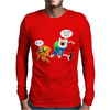Adventure Time Finn And Jake Dude Mens Long Sleeve T-Shirt