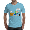 Adventure Time Finn And Jake Dude Mens T-Shirt