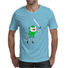 Adventure Time Legend Of Zelda Link Mens T-Shirt