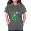 Adventure Time Legend Of Zelda Link Womens Polo