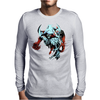 Affiliation The Hyperclan  Alien Mens Long Sleeve T-Shirt