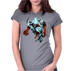 Affiliation The Hyperclan  Alien Womens Fitted T-Shirt
